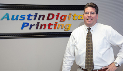 Austin Digital Printing – on demand, on time, and personalized